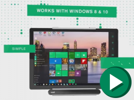 Tobii Dynavox EyeMobile Mini — управление планшетами на Windows с помощью движений глаз